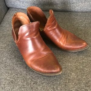 """Steve Madden ankle boots with 1"""" heel"""